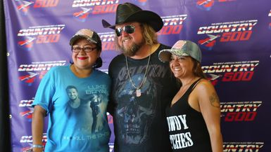 COLT FORD Interview Daytona International Speedway with PAVLINA