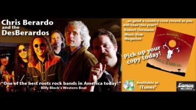 Chris Berardo and The Desberardos: Live at Lakeside Lounge in NYC