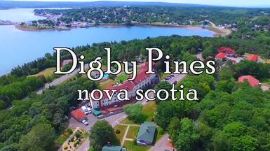 Nova Scotia Travel Special: Digby Pines Golf Resort