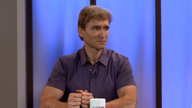 John Basedow On Live it Up with Donna Drake
