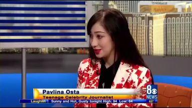 PAVLINA OSTA Celebrity Journalist Reel