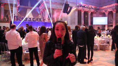 MAKE A WISH GALA 2016 NYC NIGEL BARKER Host Interviews w/PAVLINA
