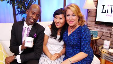 FOOTPRINT.tv New Channel Promo featuring Charlii TV and Caroline Shin