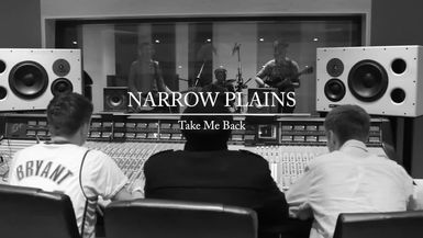 Narrow Plains - Take Me Back (Live at Bankstock Studios)