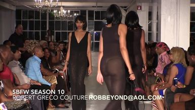 SMALL BOUTIQUE FASHION WEEK PRESENTS: ROBERT GRECO