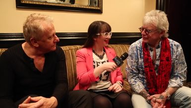 AIR SUPPLY in NYC BB KINGS interview w PAVLINA