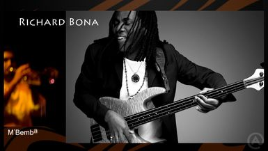 Richard Bona: Grammy Award-winning bass guitarist
