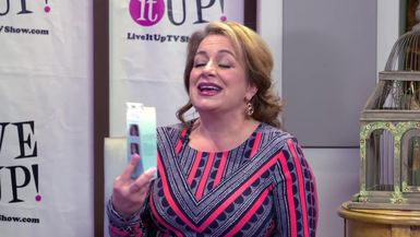Live it Up! with Donna Drake  Inventor Kathy Lancaster