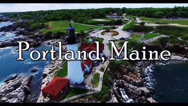 NOVA SCOTIA Travel Special - Portland, Maine