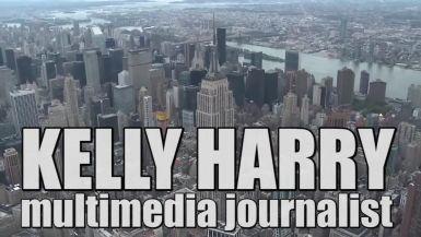 KELLY HARRY - Multi-media Journalist Reel