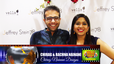 Natalie Blackman: no boundaries - Chirag Nainani Fashion Show #Jaipurmade