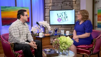 Live it Up with Donna Drake and Hand Engraver Peter Ciavarella
