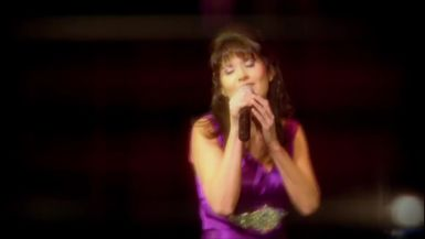 Dawn Day with her Karen Carpenter Tribute on Live it Up with Donna Drake