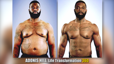 Adonis Hill: Life Transformation 360
