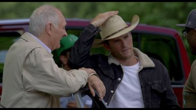 The Longest Ride - Scene Stealer with Scott Eastwood