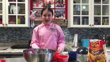Chef Hannah's Latkes