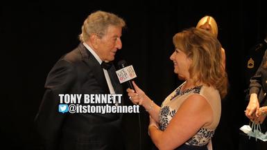 The Tony Bennett Entertainment Icon Award