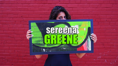 SEREENA GREENE - Cafe' Con Leche (Promo)
