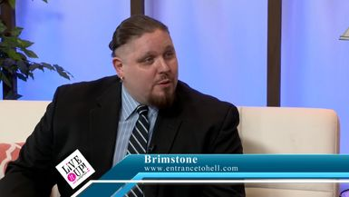 Brimstone on Live it Up with Donna Drake