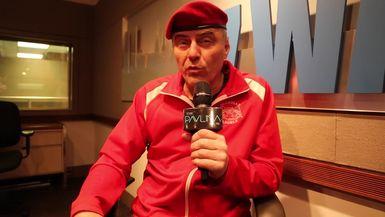 CURTIS SLIWA Interview w  PAVLINA NYC WABC talks gangs & GUARDIAN ANGELS