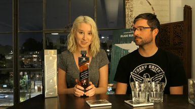 Geek Girl Review: Johnnie Walker Black Label The Director's Cut