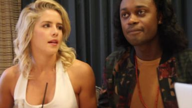 Echo Kellum and Emily Bett Rickards Tease 'Arrow' Season 6