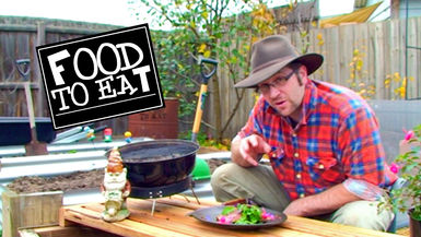 FOOD TO EAT - IN THE GARDEN