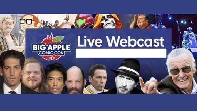 The Big Apple Comic Con Webcast
