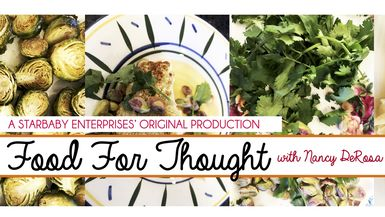 Food for Thought with Nancy DeRosa