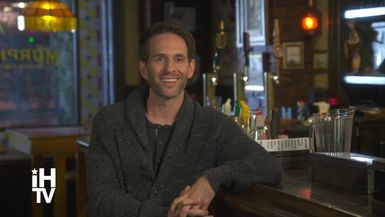 A.P. BIO Season 2 - Glenn Howerton Exclusive Interview (Glenn Howerton, Patton Oswalt Series)