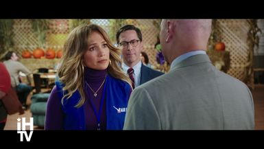 Second Act - Inside Jennifer Lopez & Leah Remini's Movie (Digital, Blu-ray and DVD)
