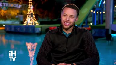 ABC's Holey Moley - Behind The Scenes with Stephen Curry