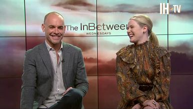The InBetween (NBC) Paul Blackthorne & Harriet Dyer Interview