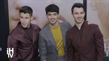 Jonas Brothers' Chasing Happiness Premiere with Nick, Joe & Kevin Jonas