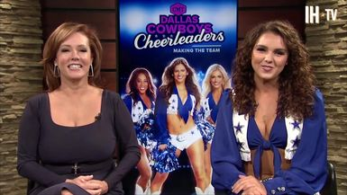 Dallas Cowboys Cheerleaders (CMT) Kelli & Maddie Talk Season 14