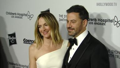 Children's Hospital Los Angeles Honors Jimmy Kimmel